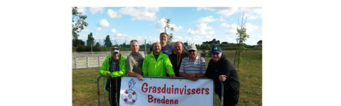 Bestuur Grasduinvissers Bredene